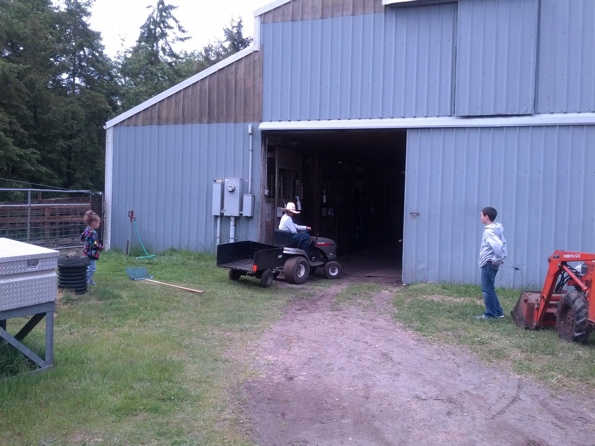 Photos of the Facility 8.21.14